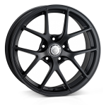 18x9.0 5-120 ET40 Cades Shift Matt Black Race
