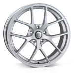 18x9.0 5-120 ET40 Cades Shift Frozen Silver