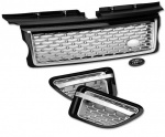 HAWKE AB Styling Bundle Range Rover Sport 05-10 Black Silver Autobiography