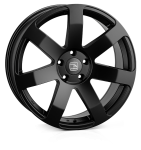 HAWKE Summit wheels 20 inch 5-120 | Matt Black - Set of four
