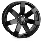 HAWKE Summit wheels 20 inch 6-114 | Matt Black - Set of four