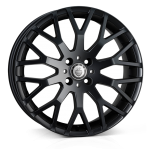 Cades Vienna Alloy Wheels 17 inch 5x112 (ET42) | Black x 4