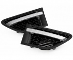 2010 AB style Side Vents Black with Black and Silver trim Range Rover Sport 2009 - 2013