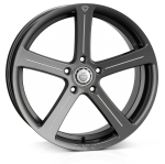Cades Apollo wheels 19 x 8.5J 5-120 | Gunmetal Accent Set of four