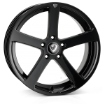Cades Apollo wheels 19 x 8.5J 5-120 | Black crest Set of four