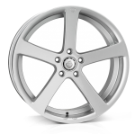 Cades Apollo wheels 19 x 8.5J 5-100 | Silver crest Set of four