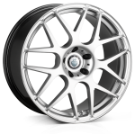 18x9.0 5-112 ET35 Cades Bern High Power Silver