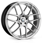 Cades Bern Accent wheels 22 x 9.5J 5-120 | Silver Accent Set of four