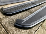 Pattern Side Steps Black for Range Rover Sport 2005 - 2013