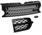HAWKE Discovery 3 Supercharged Look Styling Bundle Black Grille Vents