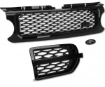 HAWKE Discovery 3 Styling Bundle Autobiography Look Black Grille & Vents