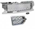 HAWKE Discovery 3 AUTOBIOGRAPHY Look Styling Bundle Chrome Grille & Vent
