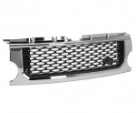 HAWKE Discovery 3 Grille AUTOBIOGRAPHY - Chrome with Black Mesh - SUPER OFFER
