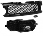 HAWKE Discovery 4 Black AUTOBIOGRAPHY Bundle Grille & Vents