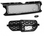 HAWKE Discovery 4 Black & Silver AUTOBIOGRAPHY Bundle Grille Vent
