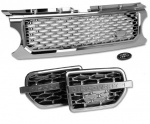 HAWKE Discovery 4 Chrome AUTOBIOGRAPHY Look Bundle Grille & Vents