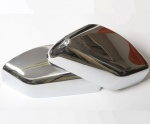 HAWKE Half Mirror Covers Chrome for Range Rover Sport 2005-2013, Vogue 2006-2013 & Discovery 3 & 4