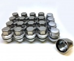 Genuine Land Rover Locking Wheel Nuts & 16 Nuts 14x1.50 Range Rover Sport/Vogue/Discovery