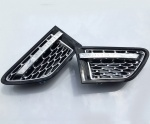 HAWKE Autobiography Look Side Vents Range Rover Sport 10 - Black Chrome Bargain
