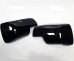 HAWKE Gloss Black Mirror Covers - Range Rover Sport 2005 - 2010 Budget
