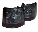 HAWKE LED Tinted Rear Tail Lights Range Rover Sport 2005-2010