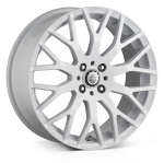 Cades Vienna wheels 17 x 7J 4-100 | White Set of four