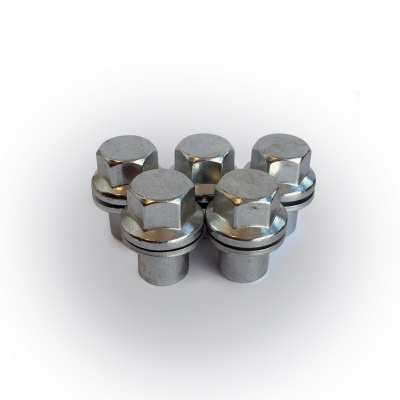 (Set of 20) Alloy Wheel Nuts 2002 LM322 Discovery RANGE ROVER