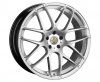 20x8.5 5x112 ET35 Cades Bern High Power Silver Accent