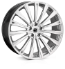 22x9.5 5x108 ET42 HAWKE Chayton High Power Silver