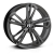 22x9.5 5x112 ET30 Hawke Aquila | Single wheel | Matt Gunmetal