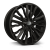 20x8.5 5-108 ET45 Hawke Harrier | Single wheel | Matt Black