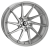 20x10.5 5x120 Cades Kratos Brushed Silver