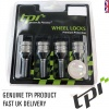 12x1.25 28mm Tapered 17/19 Hex TPi Premium locks Bolt