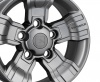 HAWKE Osprey Alloy Wheels 18 inch 5x165 (ET20) | Matt Gunmetal x 4 | fits Land Rover Defender models