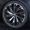 SSR IV Alloy Wheels 22 inch 5x130 (ET20) | Black Polished x 4 | wider rears fits Bentley GT (2018 on)