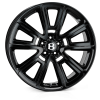 SSR SSR Alloy Wheels 20 inch 5x112 (ET30) | Black x 4 | fits Bentley GT and GTC models