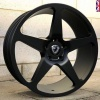 Cades Vulcan Alloy Wheels 20 inch 5x120 (ET40) | Gloss Black x 4 | fits VW Transporter & Amarok models
