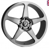 Cades Vulcan Alloy Wheels 20 inch 5x120 (ET43) | Shadow Black x 4 | fits BMW models