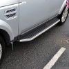 Pattern Side Steps for Land Rover Discovery 3 & 4