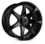 20x9.0 6-114 ET35 Hawke Peak XC Matt Black