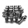 (Single) 14x1.25 33mm Tapered 17mm Wheel Bolt