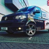 Cades Thor Alloy Wheels 20 inch 5x120 (ET45) | Gunmetal Polish x 4 | fits VW Transporter & Amarok models