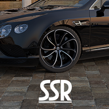 SSR Alloy Wheels for Bentley