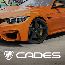 Cades Alloy Wheels