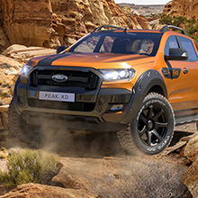 Ford Ranger Alloy Wheels & parts