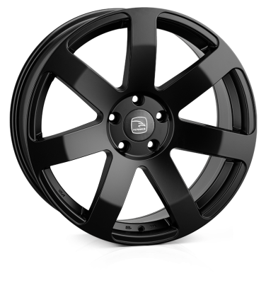 HAWKE Summit Alloy Wheels 20 inch 5x120 (ET35) | Matt Black x 4 | fits VW Transporter & Amarok models