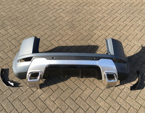 HAWKE Dynamic Evoque Rear Bumper Upgrade - fits 2011-2017 model Evoque L538