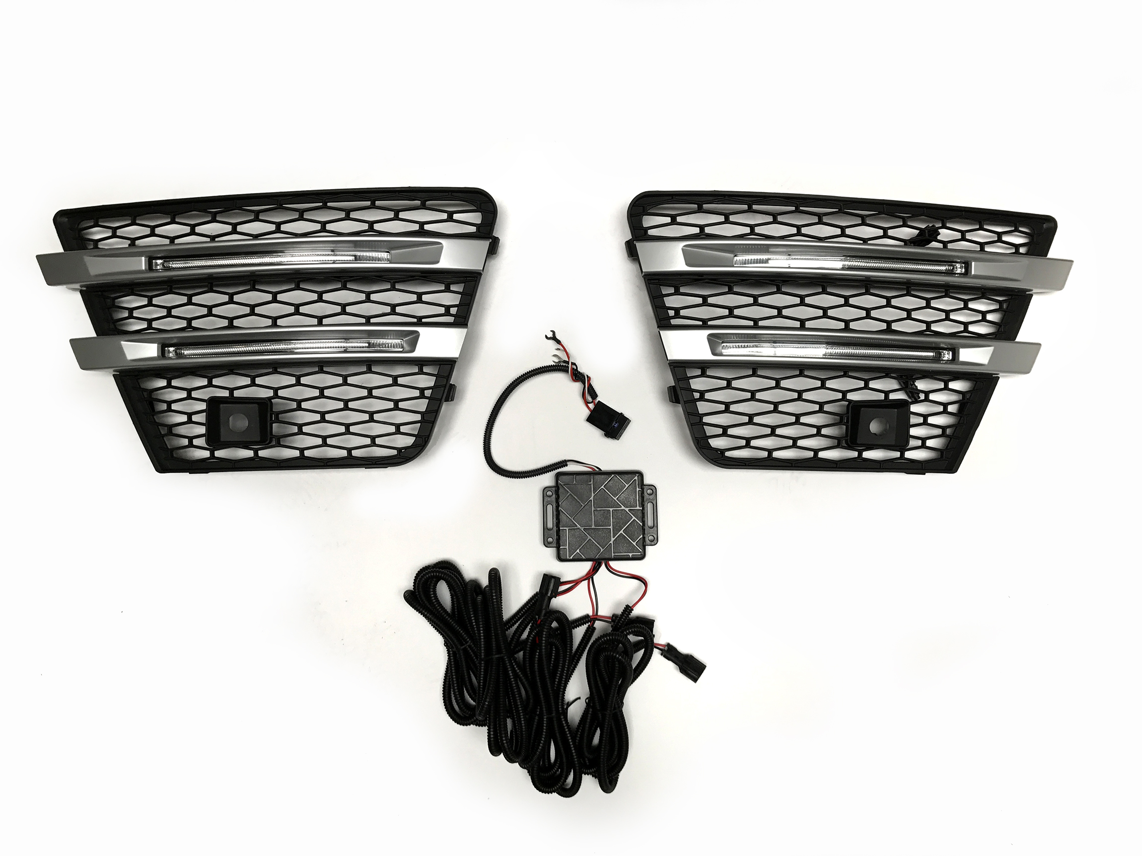 Range Rover LM Kit DRL Upgrade to MK2 - Twin daytime running lights (suitable for Range Rover Sport L494 or Vogue L405)
