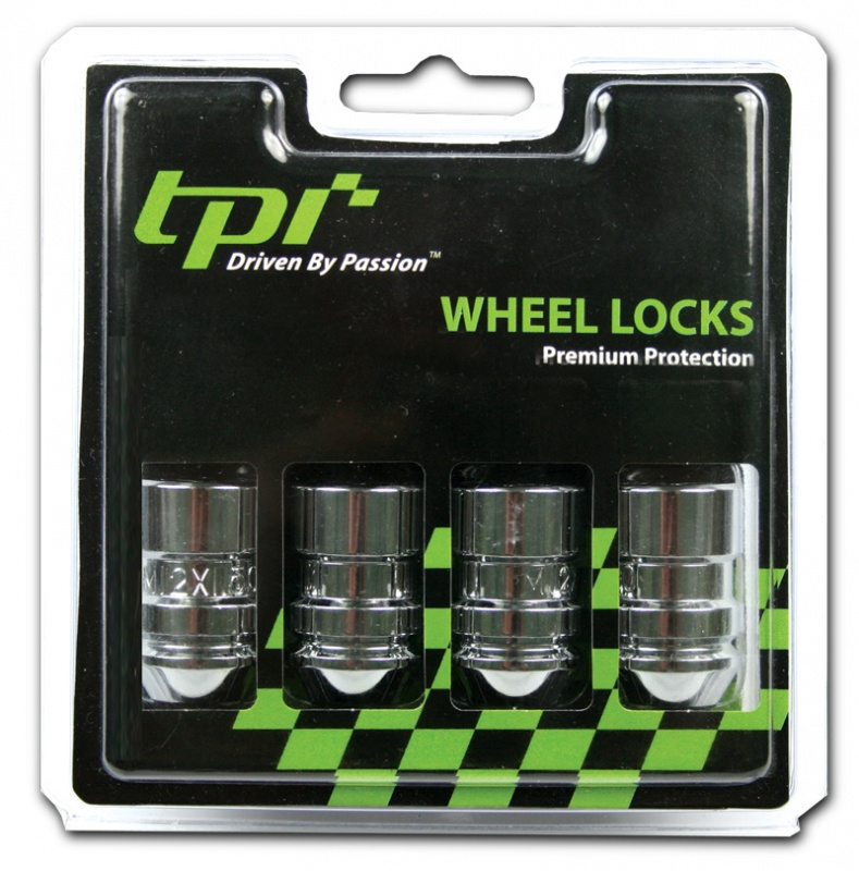 14x1.50 21/22 Hex TPi Tapered Locking Wheel Nuts Closed