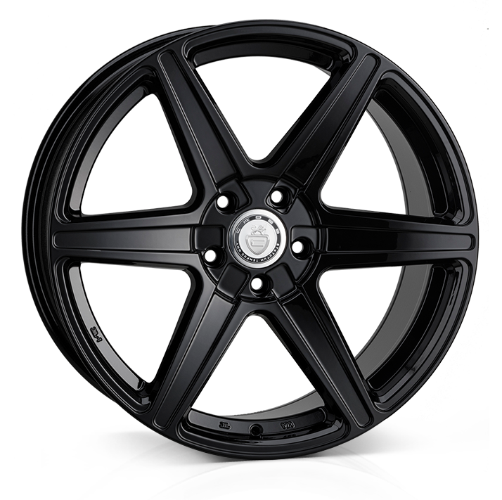 Cades Thor Alloy Wheels 19 inch 5x120 (ET35) | Matt Black x 4 | fits BMW models